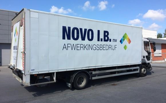 NOVO vrachtwagen