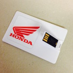 Honda USB card